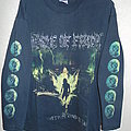 Cradle Of Filth ‎– Damnation And A Day TShirt or Longsleeve
