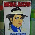 Michael Jackson – Moonwalker backpatch