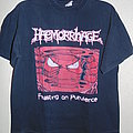 Haemorrhage - TShirt or Longsleeve - Haemorrhage ‎– Feasting On Purulence