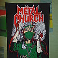 Metal Church ‎– Fake Healer backpatch