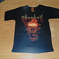 Morgoth tour 1990 shirt souvenir
