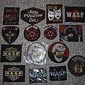 Mötley Crüe - Patch - Mötley Crüe W.A.S.P. patches