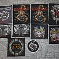 Scorpions - Patch - Scorpions Aerosmith Whitesnake Guns N' Roses patches