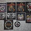 Scorpions - Patch - Scorpions Aerosmith Whitesnake Guns N' Roses patches