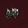 Mötley Crüe pin badge