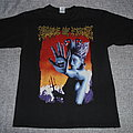 Cradle Of Filth ‎– Speak To The Hand - The Face Burns With Hatred TShirt or Longsleeve