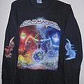 Gamma Ray - TShirt or Longsleeve - Gamma Ray – No World Order
