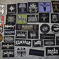 Minas Morgul - Patch - Black metal patches