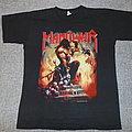 Manowar - TShirt or Longsleeve - Manowar – Agony And Extasy World Tour 94/95
