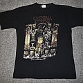Cannibal Corpse - TShirt or Longsleeve - Cannibal Corpse – Live Cannibalism