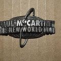 Paul McCartney - Pin / Badge - Paul McCartney – The New World Tour pin badge