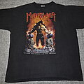 Manowar - TShirt or Longsleeve - Manowar ‎– Louder Than Hell