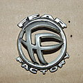 Fear Factory pin