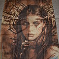 None - Other Collectable - Luis Royo poster flag