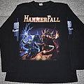 HammerFall - TShirt or Longsleeve - HammerFall – Crimson Thunder