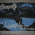Amorphis - Other Collectable - Amorphis ‎– Tales From The Thousand Lakes poster flag