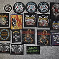 Whitesnake - Patch - Whitesnake Guns N' Roses Kiss Scorpions Aerosmith Alice Cooper patches