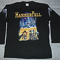 HammerFall - TShirt or Longsleeve - HammerFall – The Templar Renegade Crusades