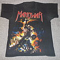 Manowar ‎– Hell On Stage Live