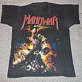 Manowar - TShirt or Longsleeve - Manowar – Hell On Stage Live