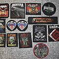 Pantera - Patch - Pantera, Anthrax, Slayer, Grip Inc. patches