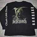Behemoth - TShirt or Longsleeve - Behemoth – CRush fUKK CReate