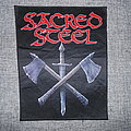 Sacred Steel backpatch