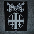 Mayhem ‎– Legion backpatch