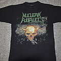 Nuclear Assault - TShirt or Longsleeve - Nuclear Assault ‎– Alive Again