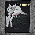 Aerosmith - Patch - Aerosmith – Get A Grip backpatch
