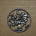 Cradle Of Filth - Pin / Badge - Cradle Of Filth Dragon pin badge