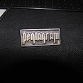Pentagram pin badge
