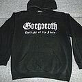 Gorgoroth ‎– Twilight Of The Idols (In Conspiracy With Satan) Hooded Top