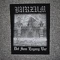 Burzum - Patch - Burzum – Det Som Engang Var