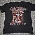 Cannibal Corpse - TShirt or Longsleeve - Cannibal Corpse – The Bleeding