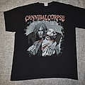 Cannibal Corpse - TShirt or Longsleeve - Cannibal Corpse ‎– European Plague Tour