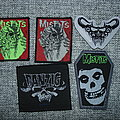 Danzig, Misfits patches