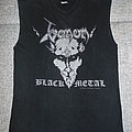 Venom ‎– Black Metal TShirt or Longsleeve