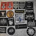 Carpathian Forest - Patch - Black metal patches