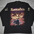 HammerFall - TShirt or Longsleeve - HammerFall – One Crimson Night