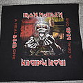 Iron Maiden - Other Collectable - Iron Maiden ‎– A Real Dead One bandana