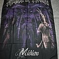Cradle Of Filth - Other Collectable - Cradle Of Filth – Midian poster flag