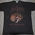 Slayer - TShirt or Longsleeve - Slayer ‎– God Hates Us All