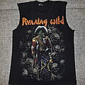 Running Wild - TShirt or Longsleeve - Running Wild ‎– Pile Of Skulls Tour '93