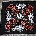 Obituary - Other Collectable - Obituary – Pile Of Skulls bandana