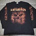 Kataklysm - TShirt or Longsleeve - Kataklysm –  No More Serenity Tour 2004