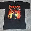 Manowar - TShirt or Longsleeve - Manowar – Triumph Of Steel World Tour '92