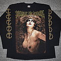 Cradle Of Filth - TShirt or Longsleeve - Cradle Of Filth – Cursed Above All Men