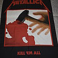 Metallica - Other Collectable - Metallica ‎– Kill 'Em All poster flag