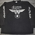 Saxon - TShirt or Longsleeve - Saxon ‎– Wheels Of Steel 20 Years